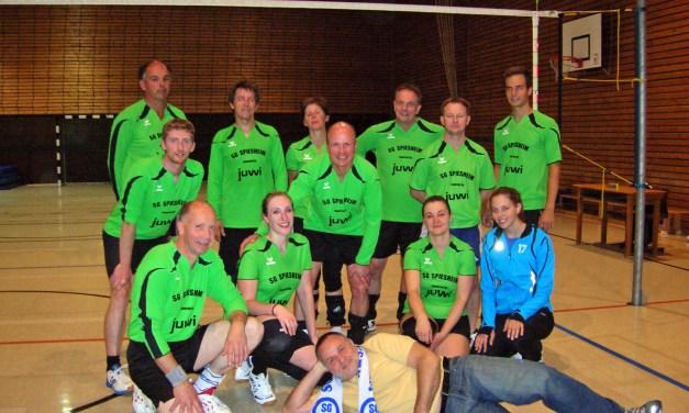 """SG Spiesheim Volleyball: Saisonstart mit """"Paukenschlag""""!"""