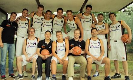 Premiere in der Landesliga: HURRICANES starten in Basketball-Saison 2012/13