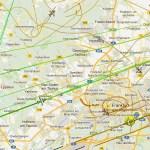 Der Taunus, der Speckgürtel von Frankfurt, muss wenig Fluglärmlast (er)tragen.