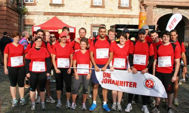 """Mainz-Retter"" begeistern bei 1. Ebsch Seit'-Firmenlauf"