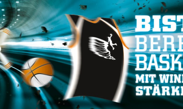 Gut für Ihre Gesundheit, gut für die HURRICANES: TSG-Basketballer gewinnen bundesweiten Sponsoring-Wettbewerb