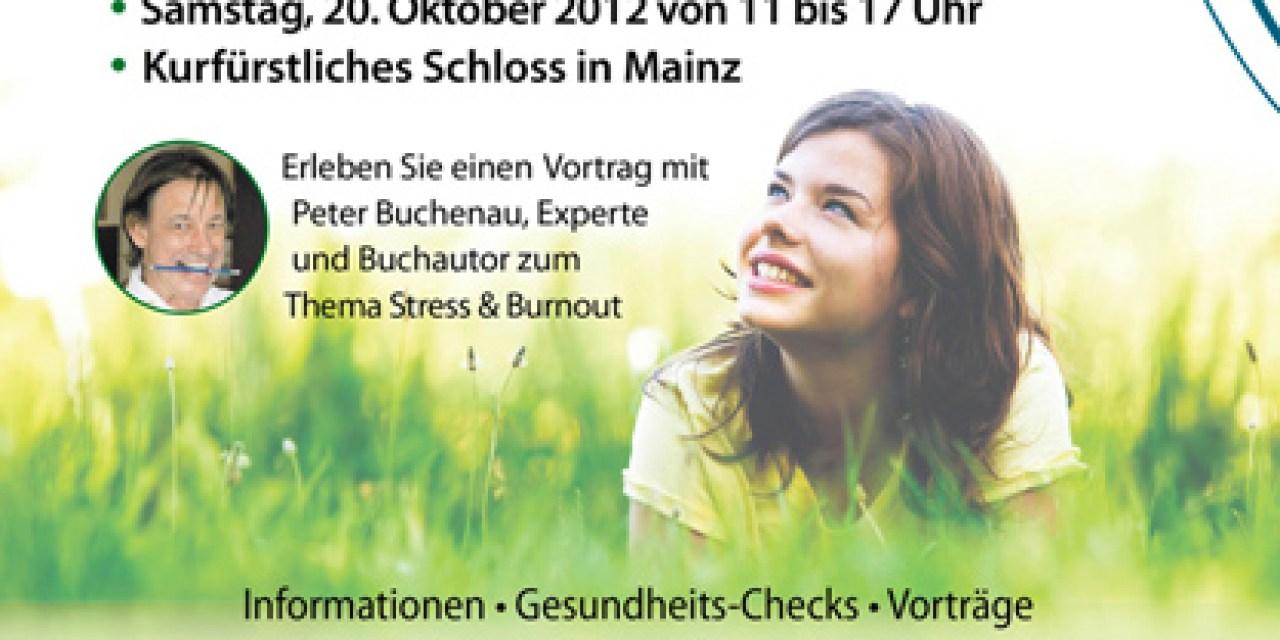 Infotag rund um Ihre Gesundheit im Kurfürstlichen Schloss in Mainz
