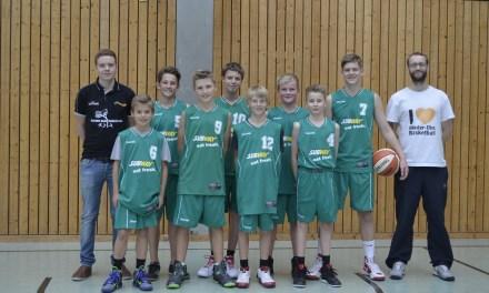 """""""Jung-Drachen"""" frisch gemacht: SUBWAY Sandwiches erweitert Engagement bei Nieder-Olmer Basketballern"""