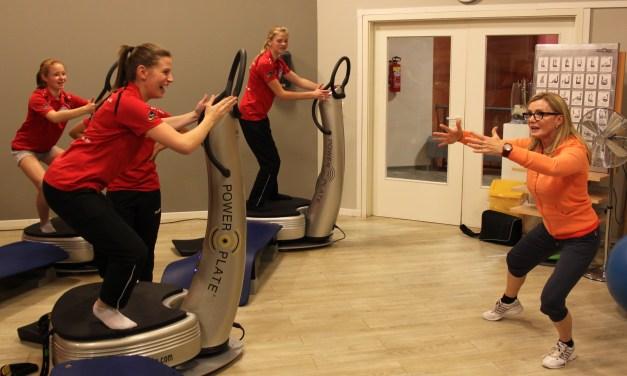 Wörrstädter Fitnessstudio sorgt für Fitness, Kraft und Ausdauer bei den CHAOTE-CHEERLEADER