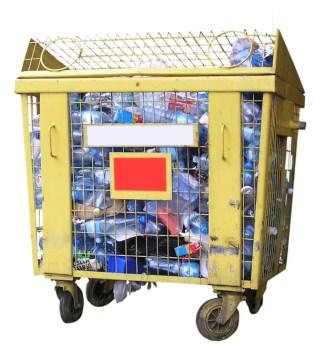 Diebe stahlen PET-Flaschen im Wert von 1.000 Euro. (Symbolbild: stock:xchng)