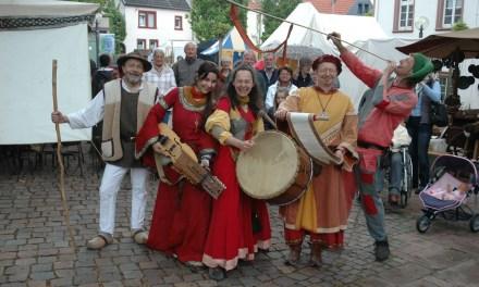 Historischer Leininger-Markt in Guntersblum – Rund um den Rathausplatz