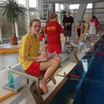 DLRG Schwimmfest Zeitnehmer