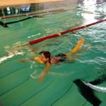 DLRG Schwimmfest Spaß