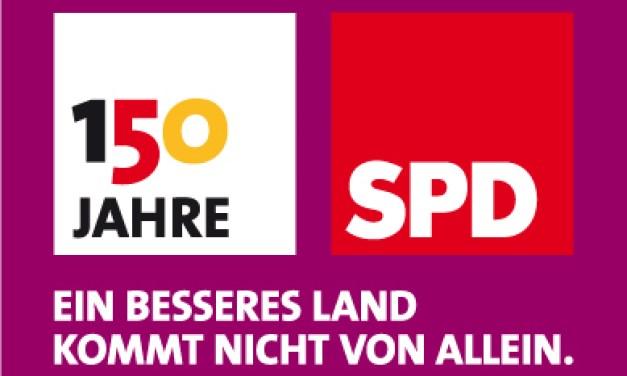 SPD Oppenheim zeigt Ausstellung zum 150. Geburtstag