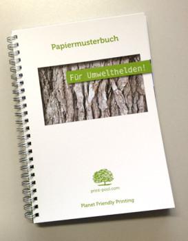 Papiermusterbuch für UMWELTHELDEN!