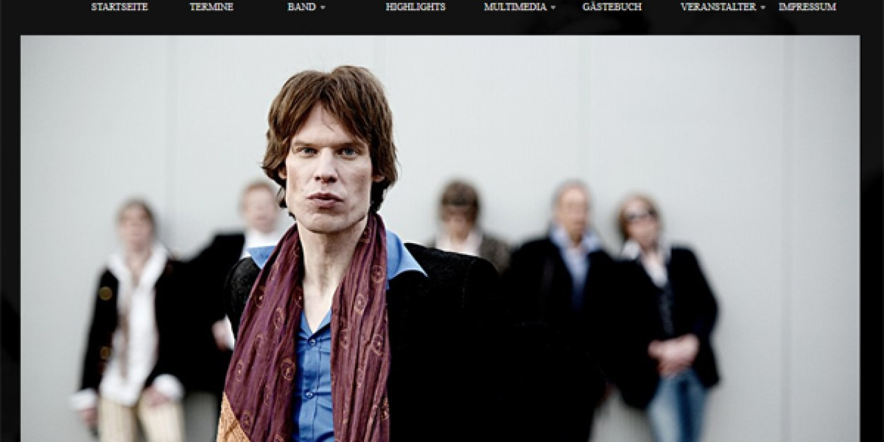 Auftritt der Rolling Stones Coverband Voodoo Lounge verschoben