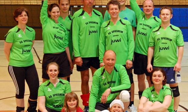 SG Spiesheim Volleyball: Mixed und Herren Saisondritte