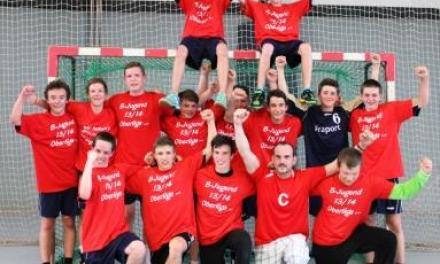 B-Jugend des HSC Ingelheim erreicht erstmals den Sprung in die Oberliga!