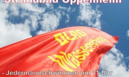 Sommerfest der DLRG Oppenheim am 18. August