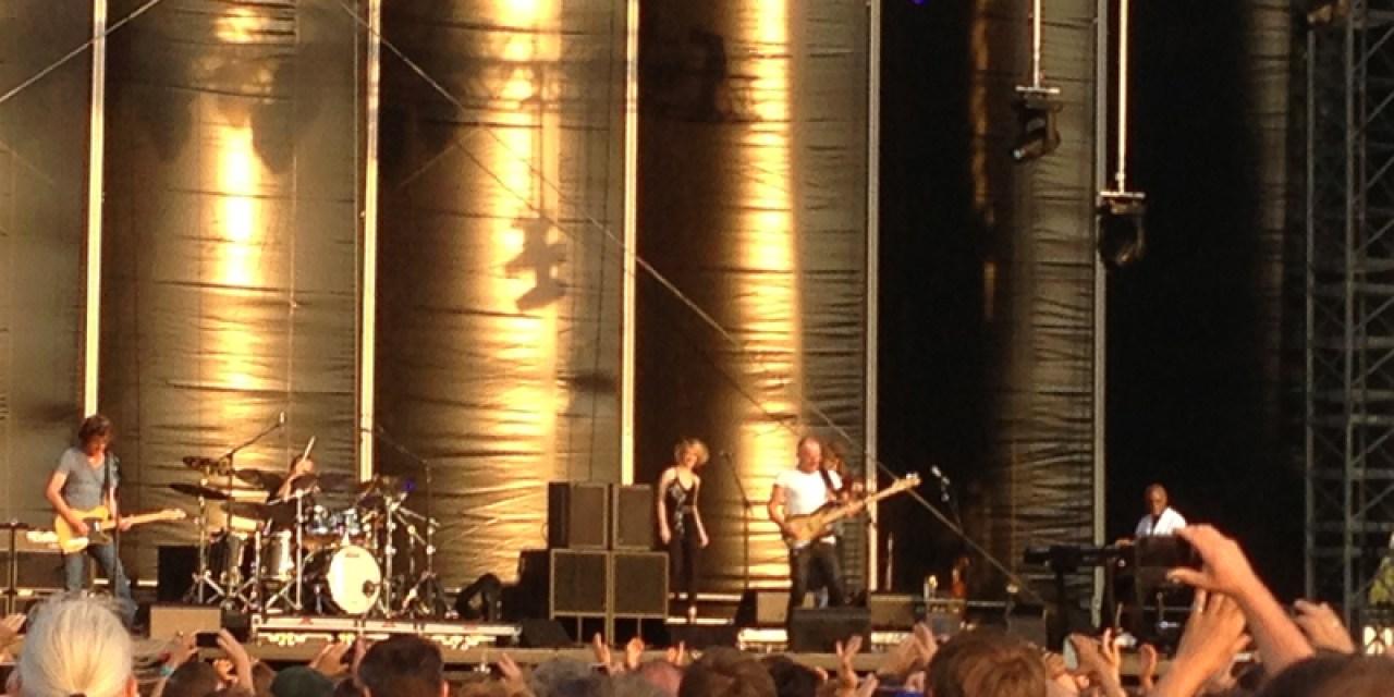 """Sting begeistert Mainzer Publikum beim Konzert """"Back to Bass"""""""