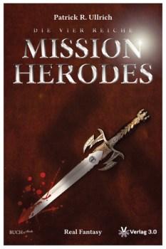 Mission Herodes jetzt auch als gedrucktes Buch.