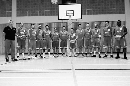 Mit jungem Team zum Klassenerhalt: Regionalliga-Basketballer der djk starten in die Saison