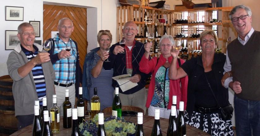 Tage der offenen Weinkeller und Winzerhöfe in Nierstein