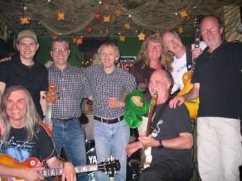 12.11.11: Jazzinitiative Bingen gets the blues: Tom Wittrock & Friends – Bluesjam