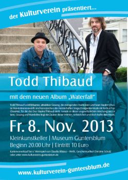 Todd Thibaud und Sean Staples