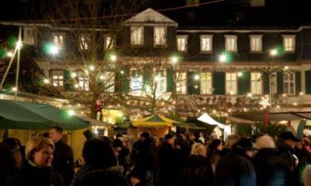 Guntersblumer Weihnachtsmarkt im Leininger Schloß