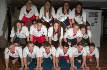Das Team Rheinland-Pfalz