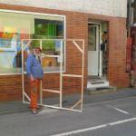 Seidels Atelier in Nierstein.