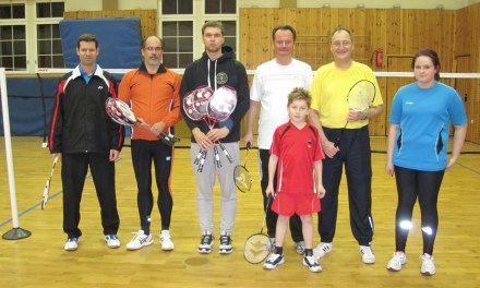 TV 03 Selzen – Erweiterung des Badminton-Angebots ab Januar 2014