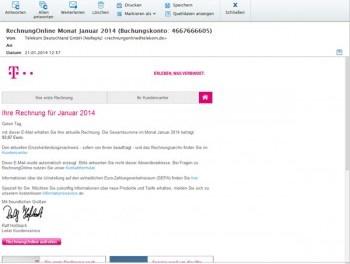 Falsche Rechnungen im Umlauf – Verbraucherzentrale Rheinland-Pfalz warnt vor neuer Phishing-Welle