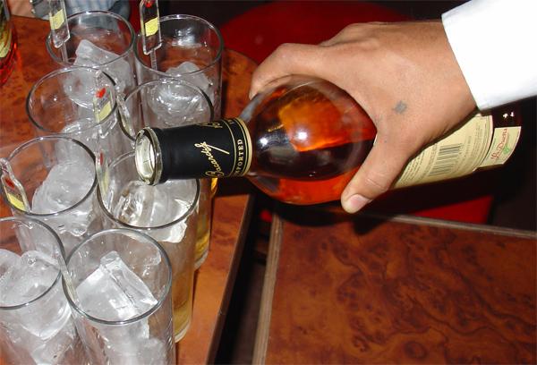 Fünf Strafanzeigen gegen Betrunkenen