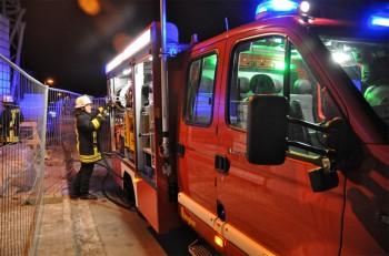 Restaurant in Worms nach Explosion ausgebrannt
