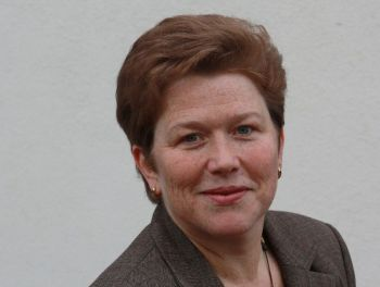 Monja Seidel, Bürgermeisterkandidatin der FWG Selzen