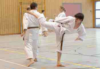 Karate in Stadecken-Elsheim