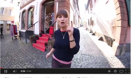 Pharrell Williams – Happy (Mainz Edition) – AZ-Video rockt das Netz
