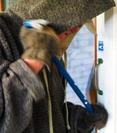 Einbruch in Einfamilienhaus in Bodenheim