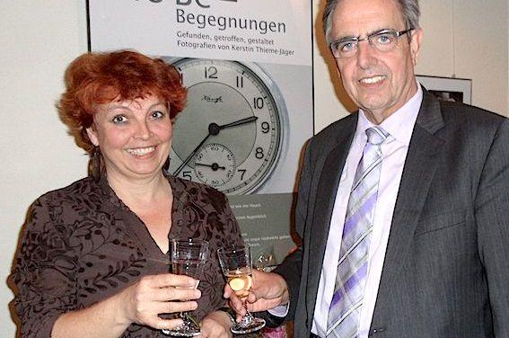 """Vernissage """"Rheinhessen und die weite Welt"""" in der VG-Verwaltung"""