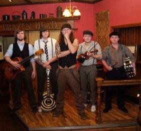 Irish & Celtic Rock mit G.O.D.