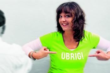 Kabarett mit Rena Schwarz in Dexheim