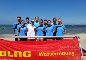 Rettungssportler aus Nieder-Olm / Wörrstadt mit guten Leistungen beim DLRG Cup