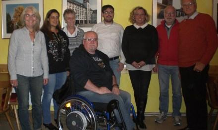 Für die Belange von Menschen mit Behinderung