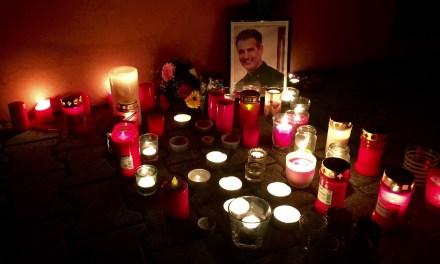 Nierstein trauert – Mahnwache für ermordeten Gastwirt