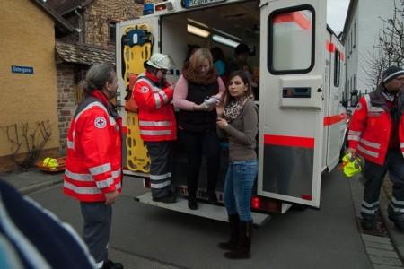 Kellerbrand in der Kinderkrippe, Kaiserstraße 17, Selzen,