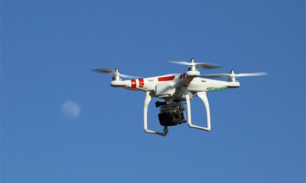 Brutaler Drohnen-Dieb in Mainz flüchtet schlussendlich doch ohne Beute