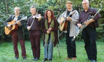 Irish Folk zum Leininger Markt