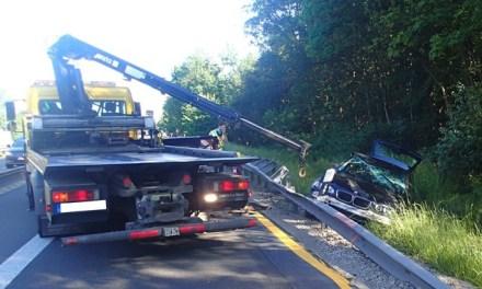 Zwei schwere Verkehrsunfälle auf Rheinhessens Autobahnen