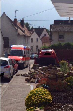 Rettungsdienst und Polizei waren schnell vor Ort.