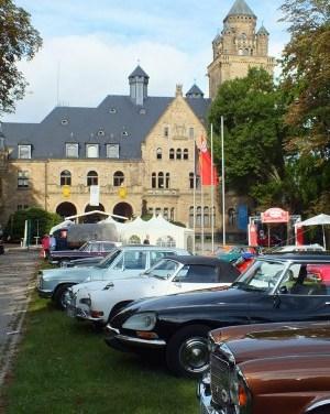 22. Internationale Rhein-Main-Oldtimerfahrt des Oldtimer-Club Rhein-Main e.V. zu Besuch in Guntersblum am Samstag, den 08. August ab 12:40 Uhr.