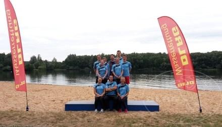 Rettungssportler aus Nieder-Olm / Wörrstadt holen Medaillen im Freigewässer