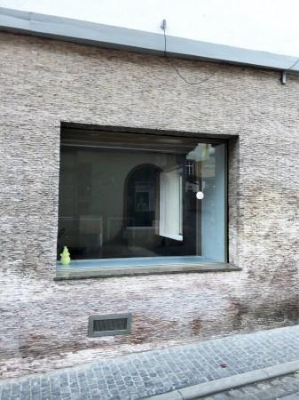 Einer von vielen leer stehenden Läden in der Oppenheimer Altstadt.