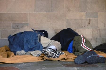 Kältebus in Mainz hilft Obdachlosen (Symbolbild: stock:xchng)